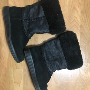 Naturalizer winter boots